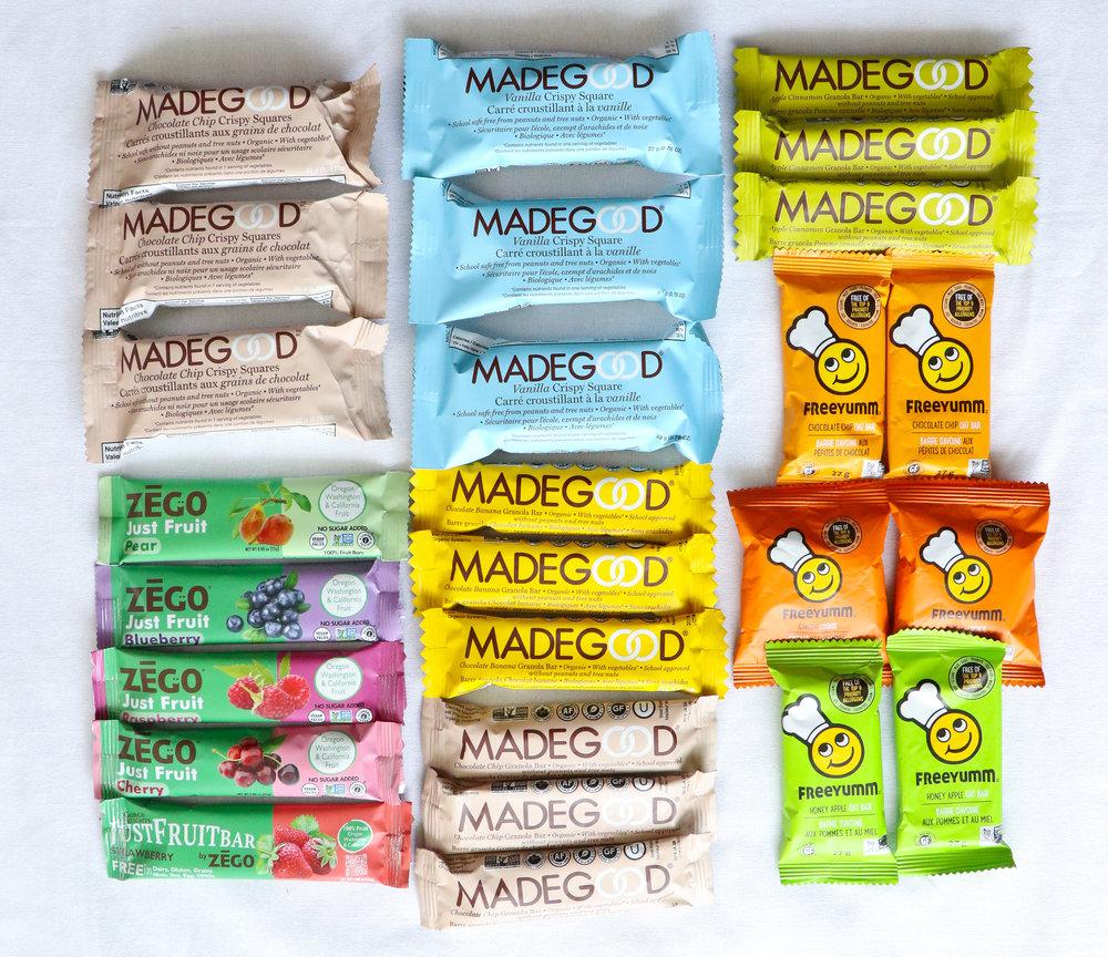 allergy free snacks