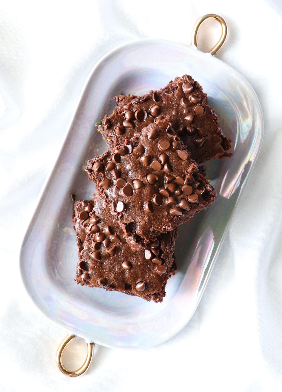 simple dairy free brownie recipe