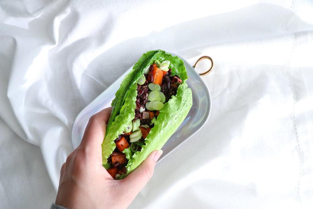 Wild rice lettuce wrap 2.jpg