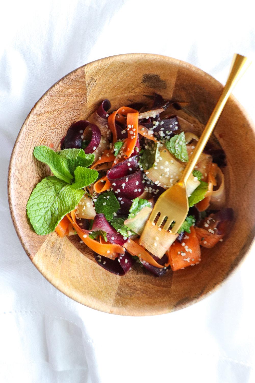 heirloom carrot ribbon salad 2.jpg