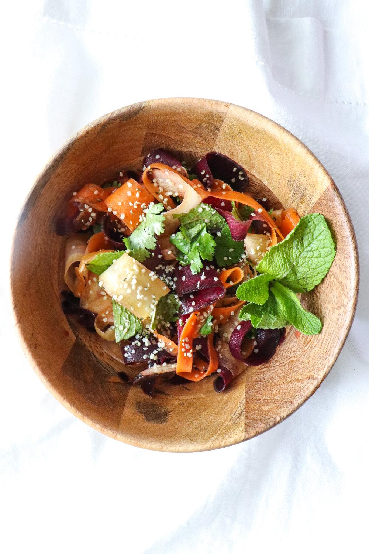 heirloom carrot ribbon salad 1.jpg