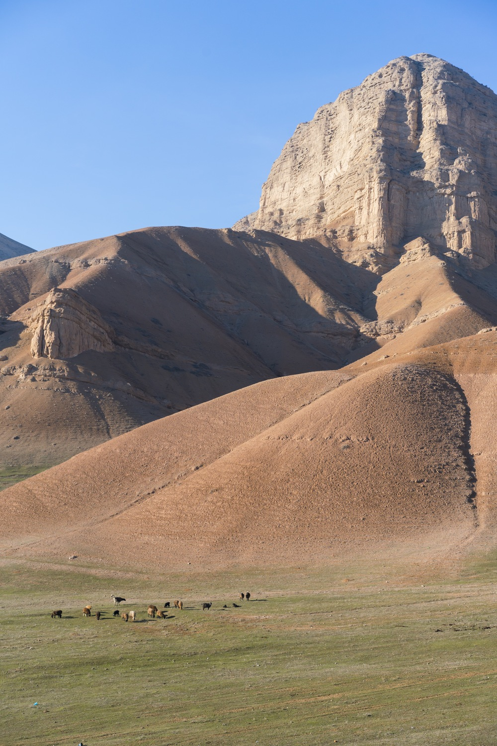 southern Kyrgyzstan: culturally so differently, yet so gloriously beautiful