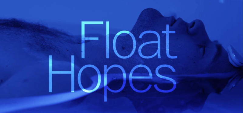 "Time.com: ""Float Hopes: The Strange New Science of Floating."""