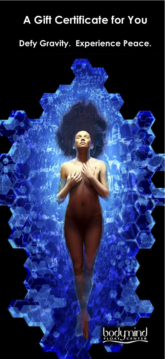 """Float Goddess"" by Ben Moriconi"