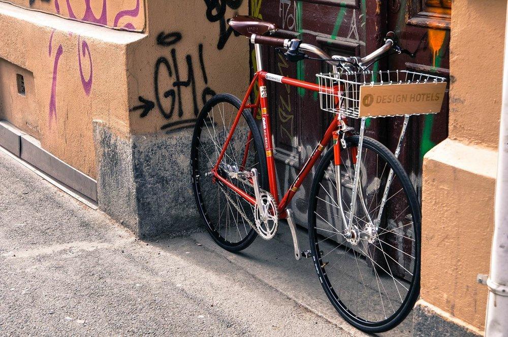 Vi kan skreddersy sykkel til deg!