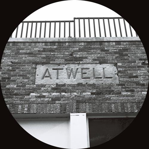 Atwell stonemarker in Deep Ellum.
