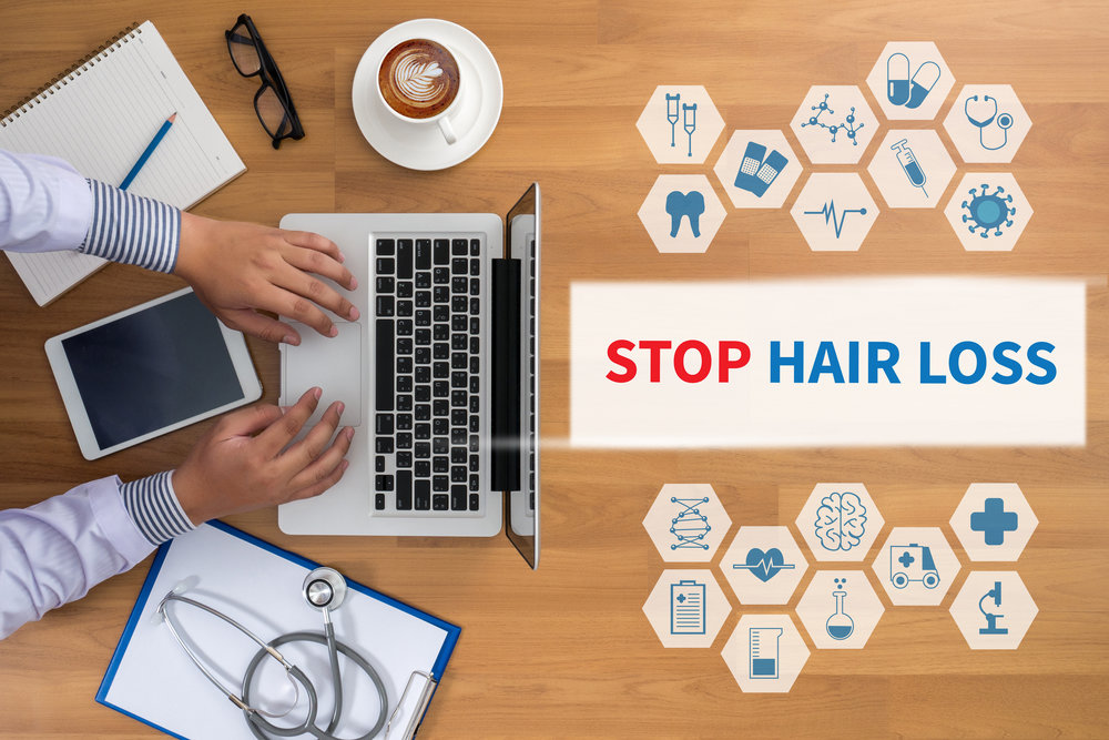 The procedure of collecting the hair samples is non-invasive, accurate and 100% safe.