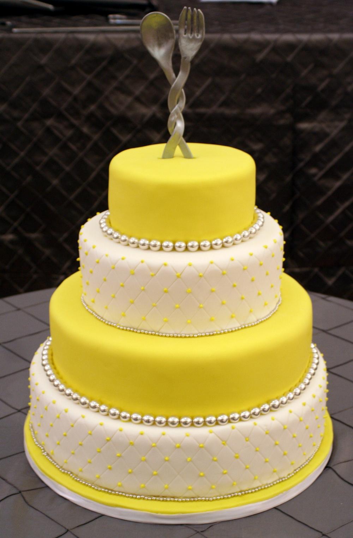 spoon and fork wedding cake.JPG