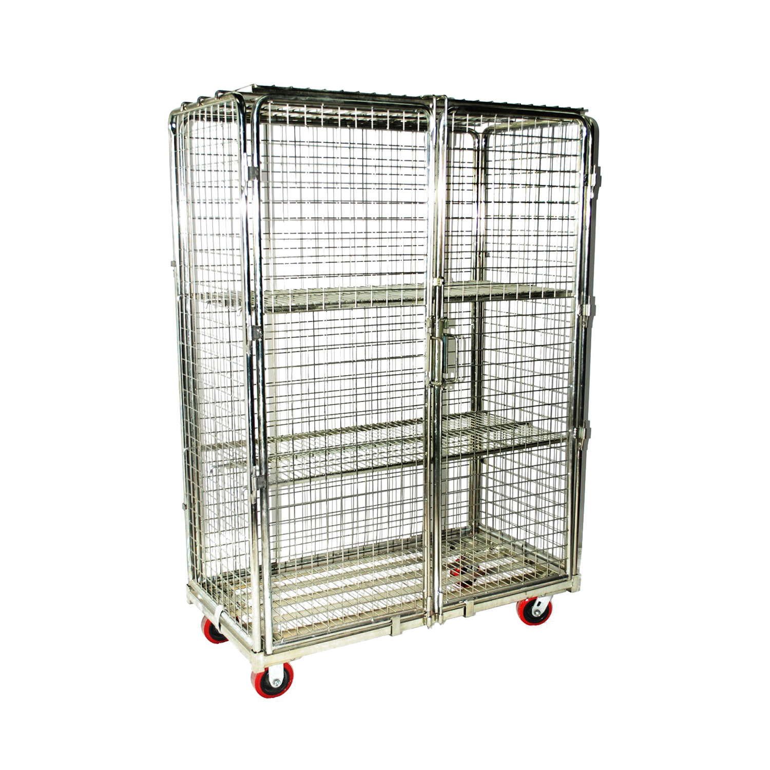 Security Carts | Midwest Wire Products