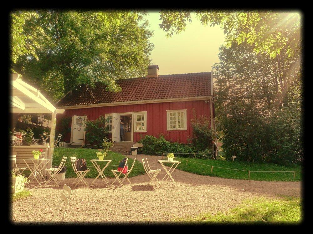 Hønse-Lovisas Hus