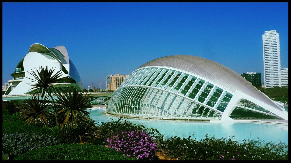 City of Arts & Sciences