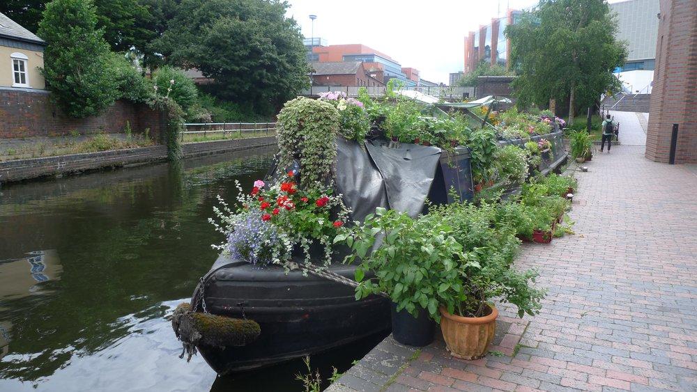Canal of Birmingham
