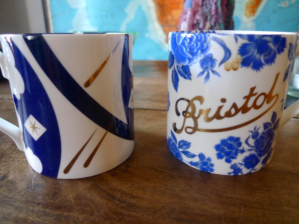 Our Stokes Croft China mugs