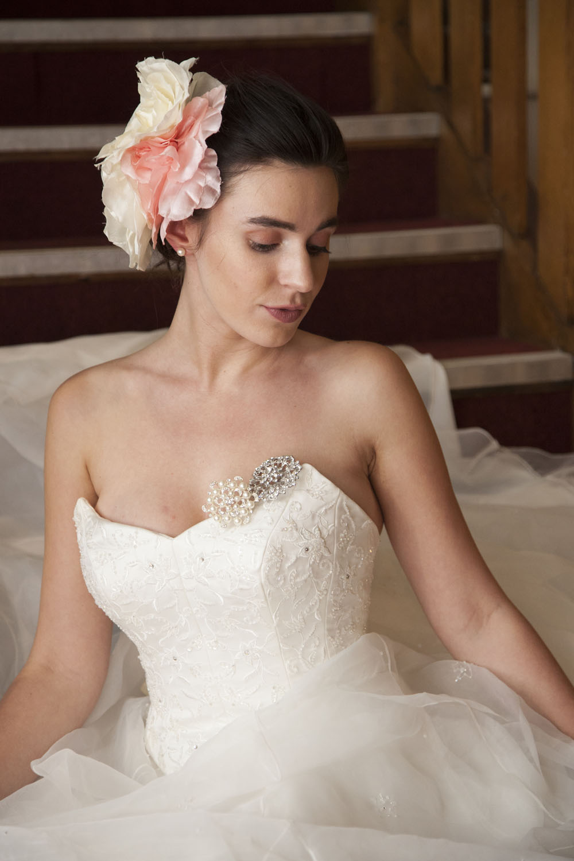 refashioned bride
