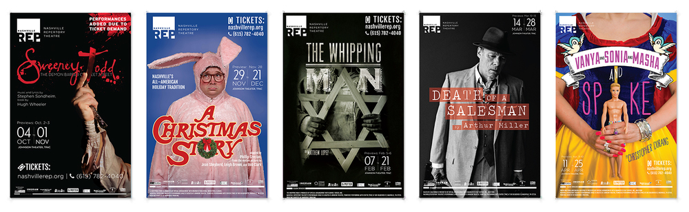 2014-2015 Season Posters