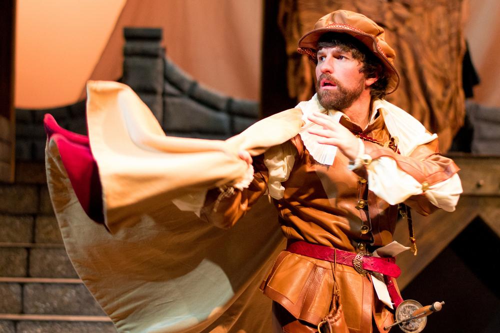 Rosencrantz and Guildenstern Are Dead  | Production Photo |Nashville Repertory Theatre