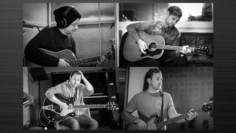 The Recording Studio - Feb 2017 — The Bluejays | Vintage 1950s Rock