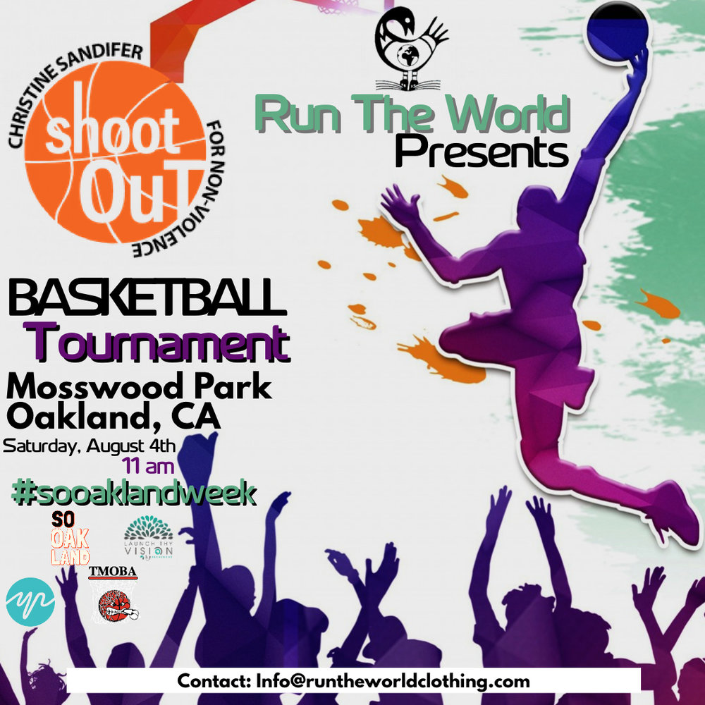 sAT aUG 4TH  @11AM   RTW: 5 ON 5 bASKETBALL TOURNAMENT  @MOSSWOOD PARK