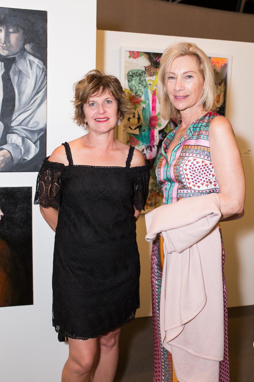 Barbara Samaniego and Celeste Damon (Photo by Hana Snajdrova).jpg