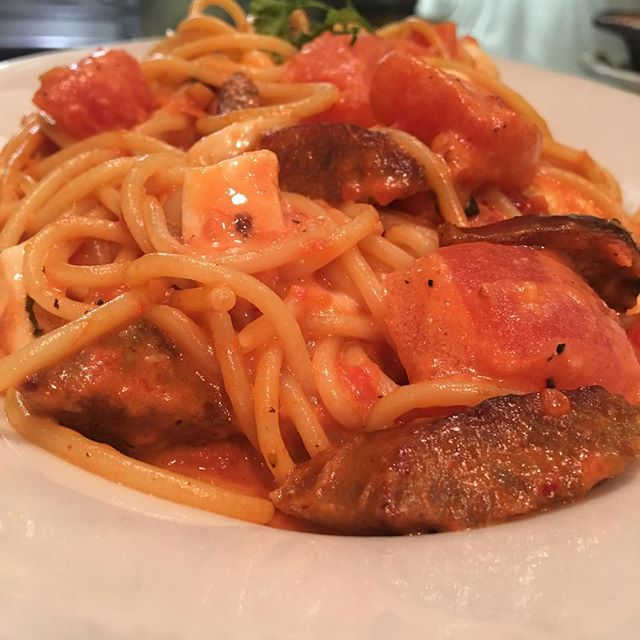 Defining the imPASTAble 🍝 #MamaDsNewport