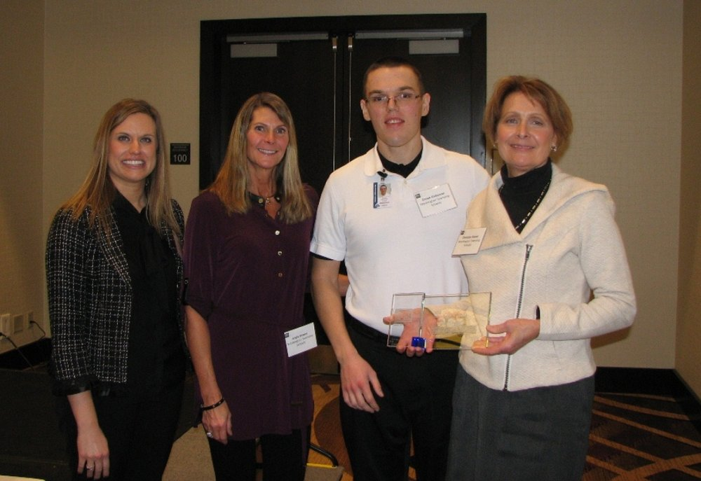 IN-APSE Large Employer Award - Awarded to: Washington Township Schools