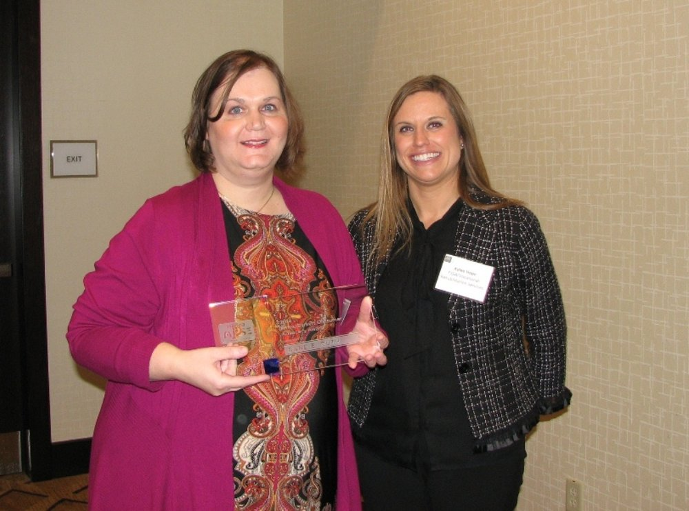 Kirles/Byrkett Consumer Advocacy Award - Awarded to: Anne E. Ruth
