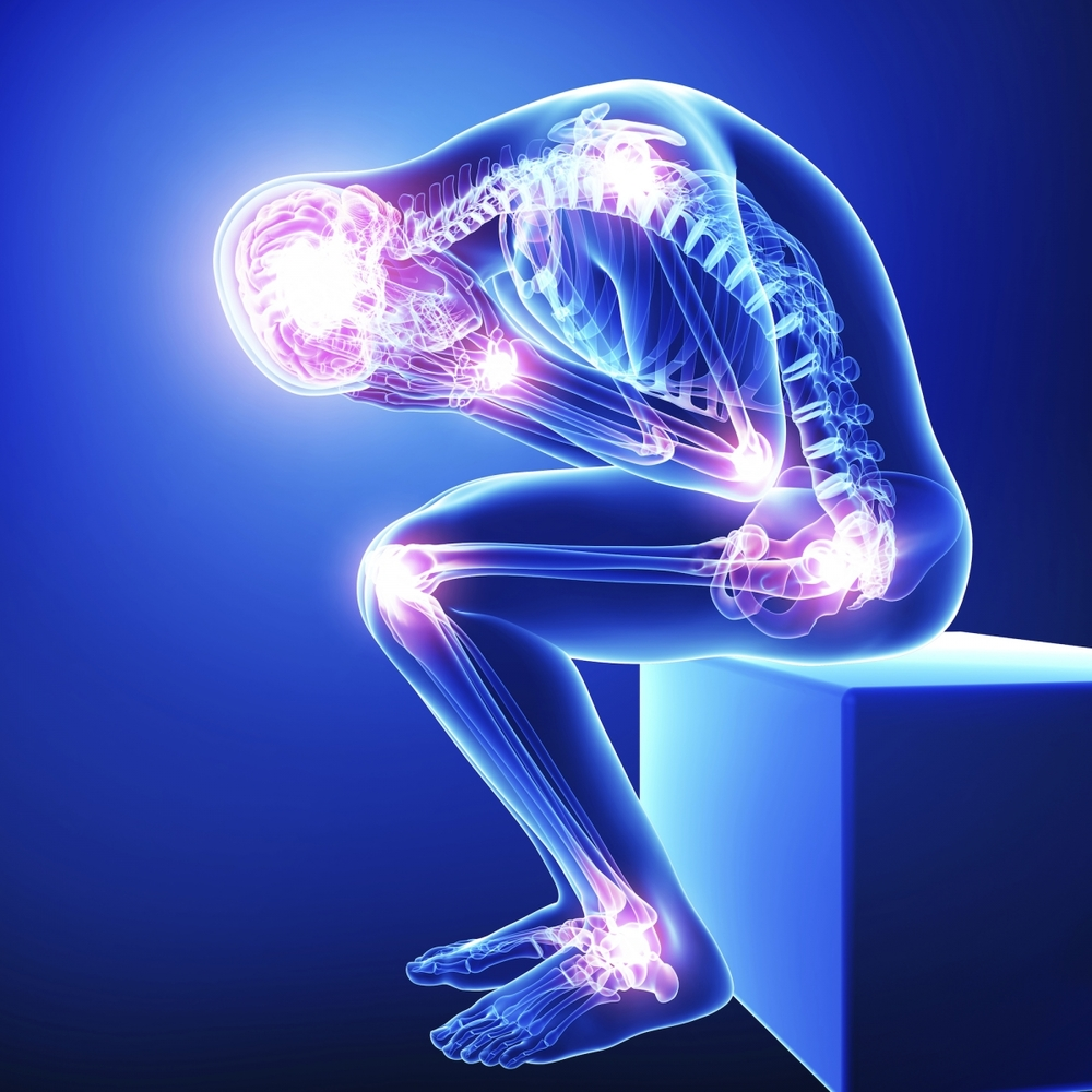 Las interferencias pueden estar localizadas en cualquier lugar del organismo.