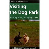 Visiting the dog park, Cheryl Smith