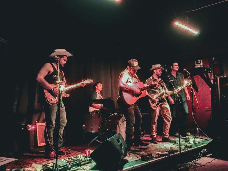 COBY LANGHAM & THE CITIZEN BAND -