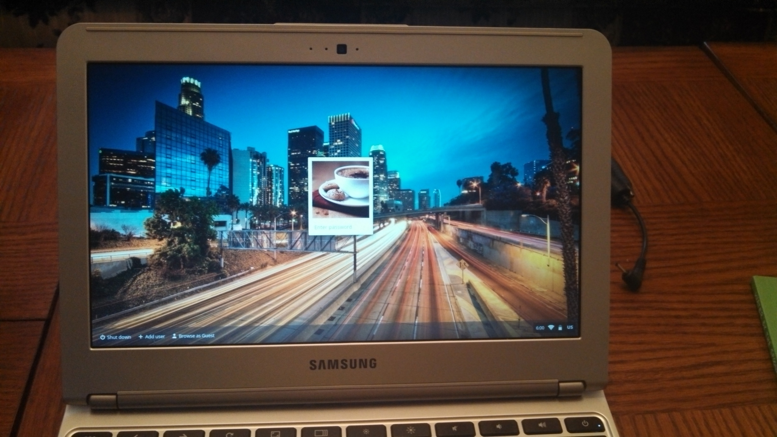 Samung ChromeBook