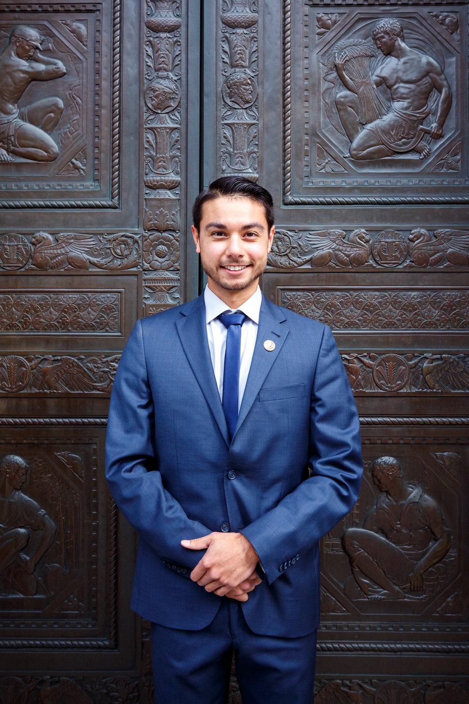 Eric Ferrao - Director of IT/Internal Affairs