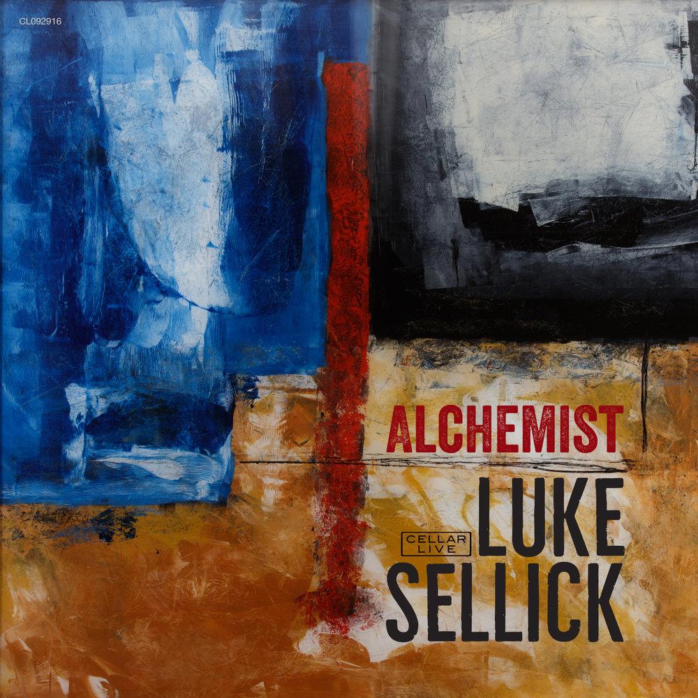 Luke Sellick - Alchemist (2017)