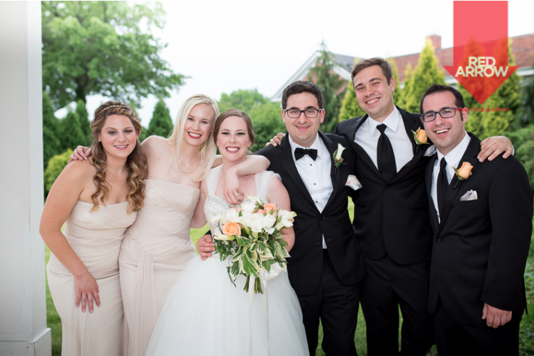 Rebecca and Ben • Beechmont Country Club • Red Arrow Photography