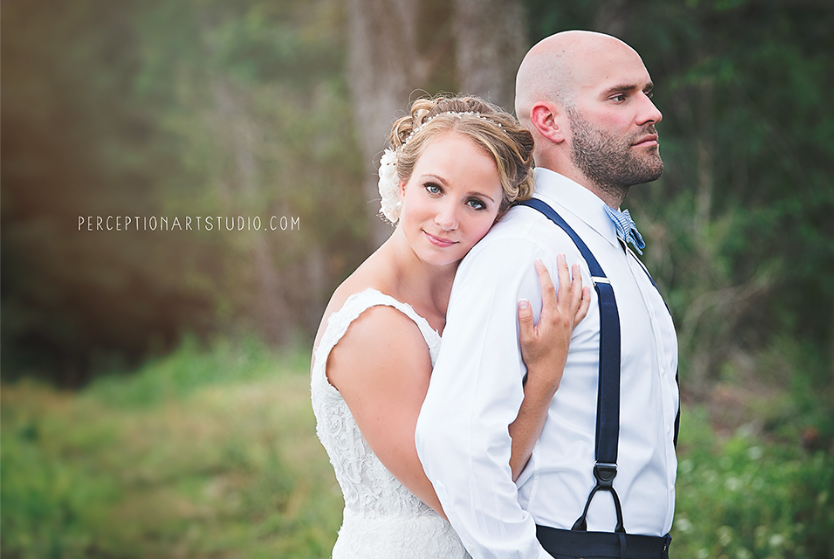 Amanda and Wes • Peacock Ridge • Perception Studio