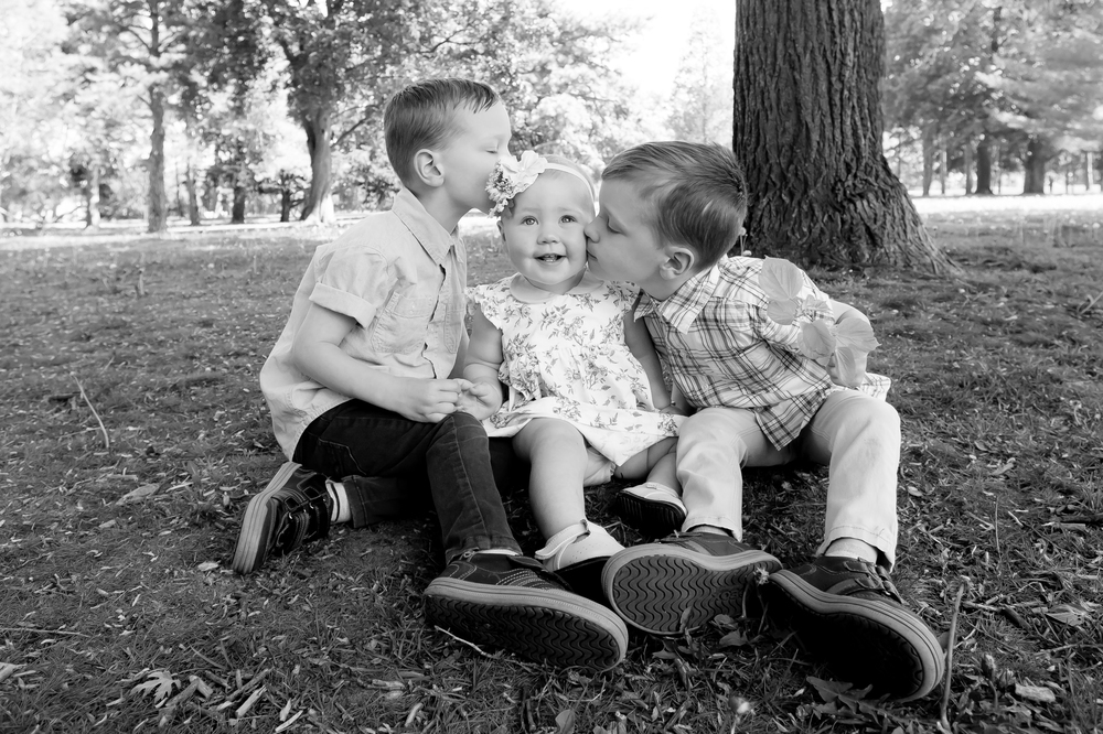 Kyle & Tessa - Kendell is incredibly talented. There is no one we trust more to capture our little family. We have worked with her 5 times now and each time, she has been unbelievably patient and accommodating (despite our kids not always fully cooperating). We're blown away by Kendell's finished product. Her post-processing techniques are top notch and the result is aperfect mix of artistic flair and flawlessly captured moments.