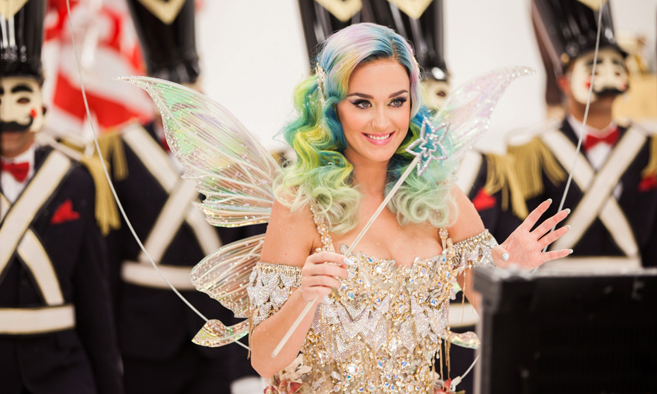 Katy Perry Fairy Happy & Merry