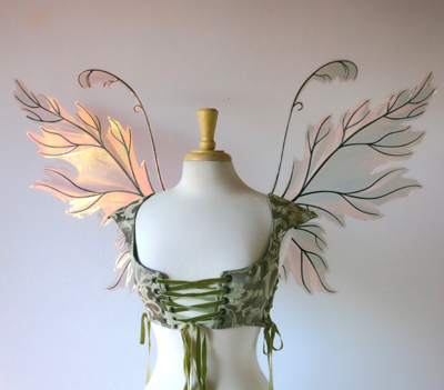 Acorn Fairy Wings