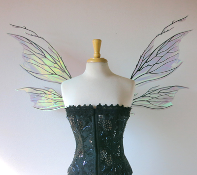 Thistle Fairy Wings