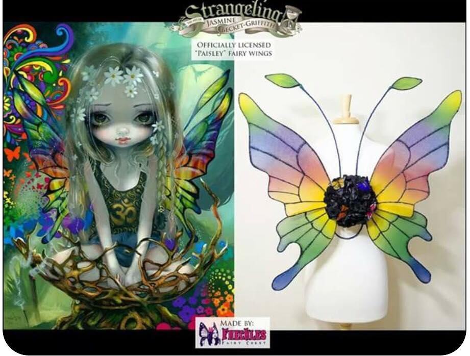 Photo from Jasmine Becket-Griffith's Facebook Page