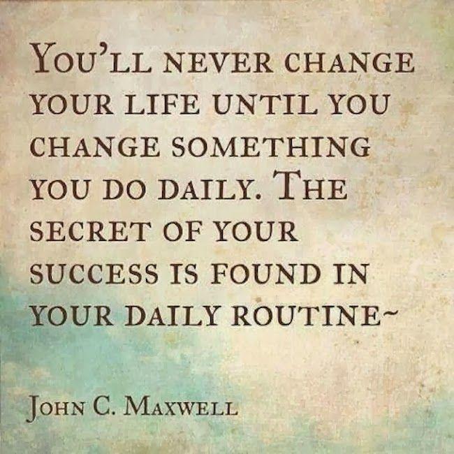Love me some John Maxwell wisdom!