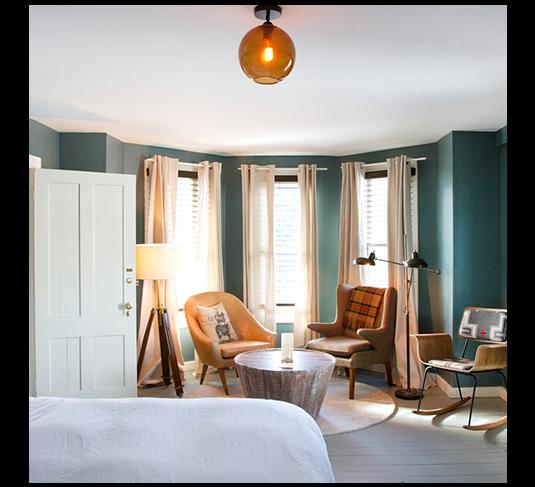 TheNorthBranchInn_Catskills_FosterSupply_Bedroom