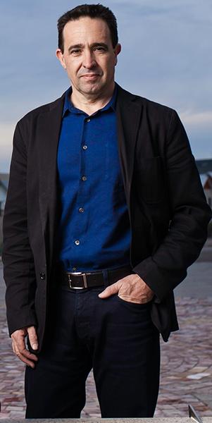 David Hillam Edge Director