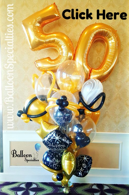 Any Occasion Specialty Balloon Bouquet