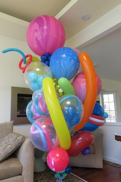 Balloon Specialties Unique BouquetJPG