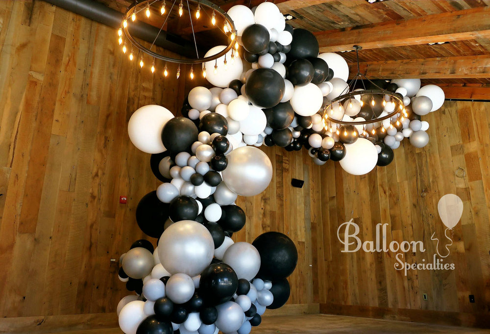 Zim Balloons Balloon Garland Drop St Helena Wedding Balloons.jpg