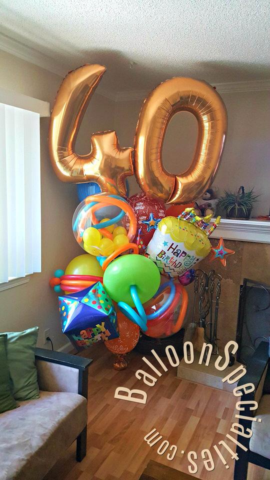 Send Big Balloon Bouquet - Balloon Delivery Santa Rosa SF.jpg