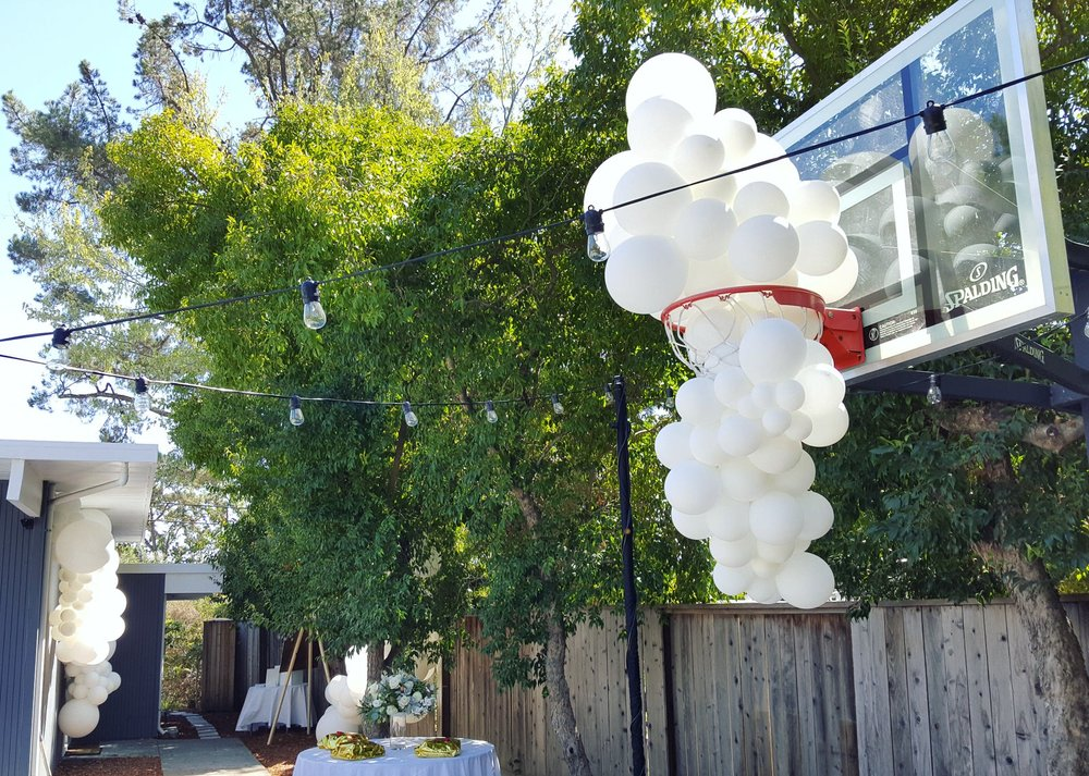 White Balloon Art Basetball Marin CA.jpg
