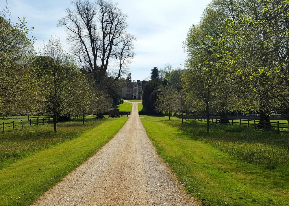 The Chawton Estate today.   © Jane Austen Literacy Foundation. All Rights Reserved.