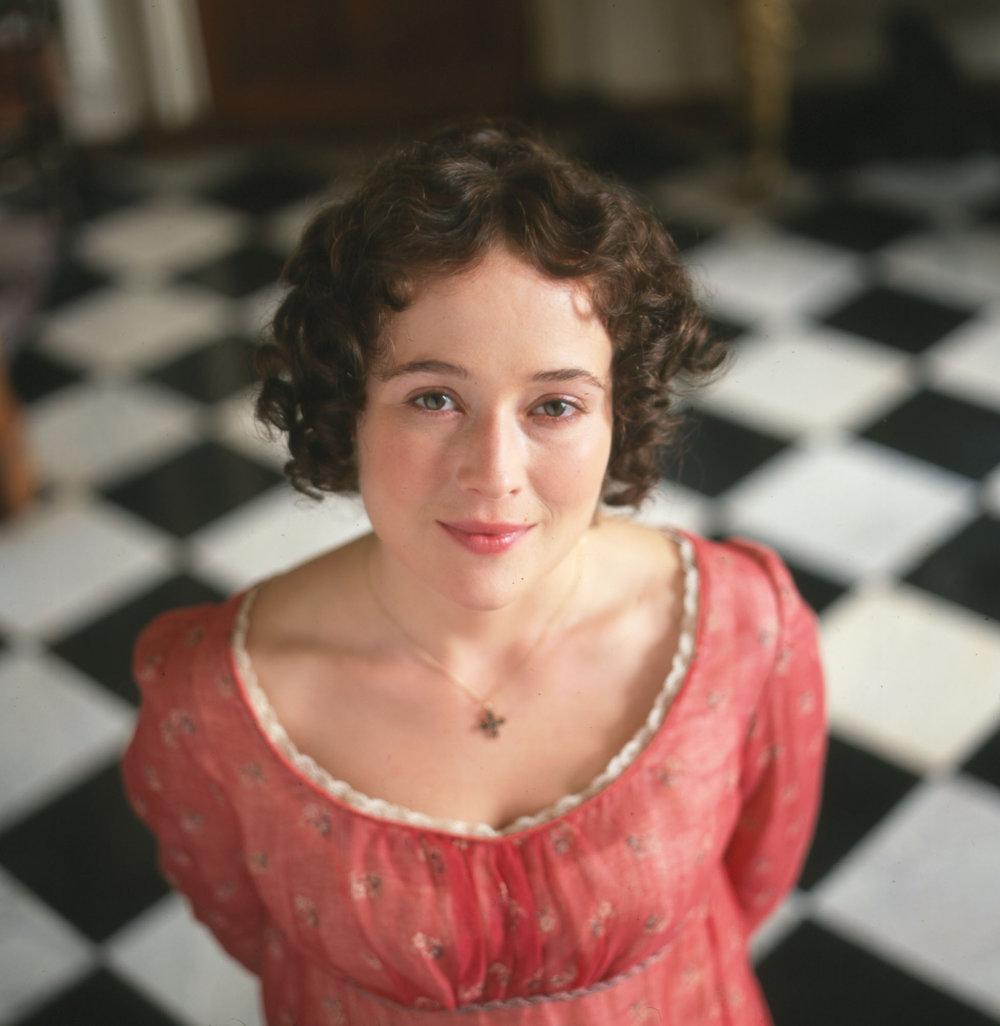 Elizabeth Bennet (Jennifer Ehle) Credit: BBC TV