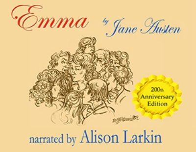 Emma, illustrated by New Yorker Cartoonist, William Hamilton